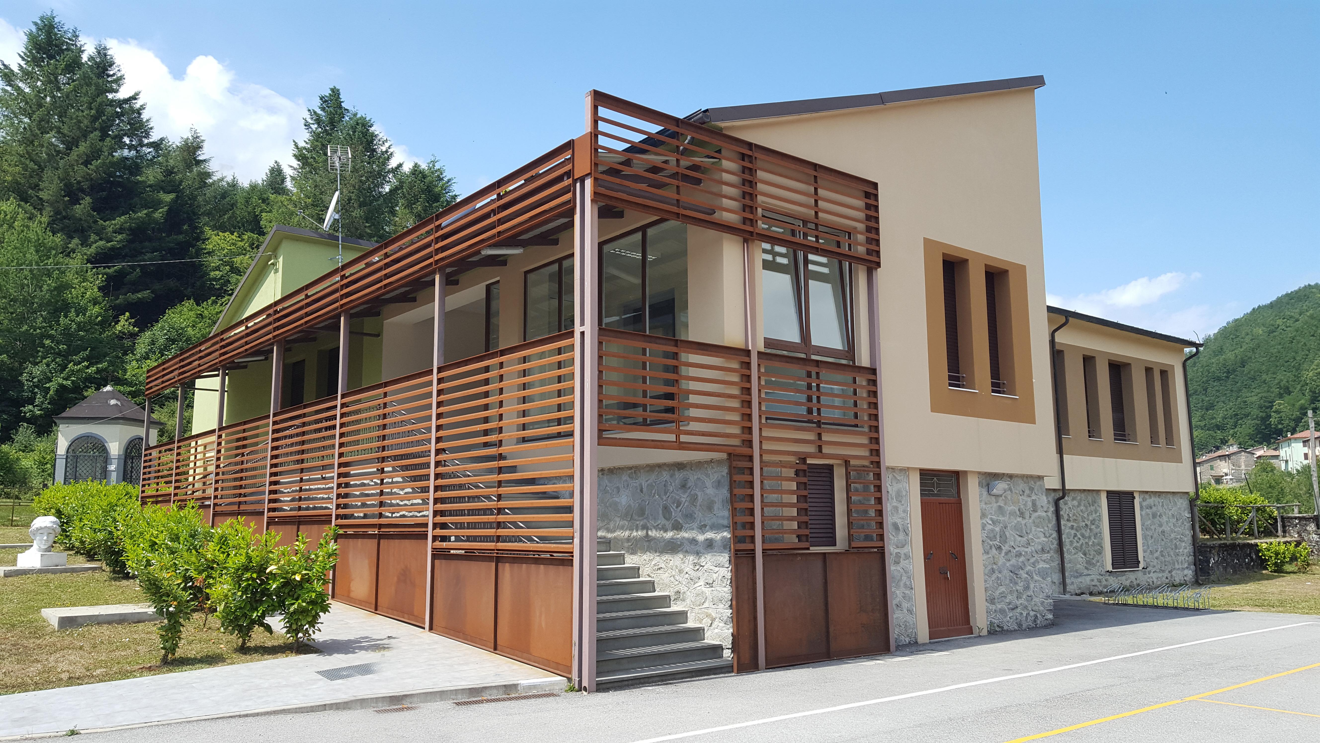 Scuola per lo Sport e l'Ambiente - Gramolazzo - Libertas Lucca